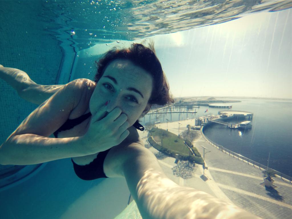 Unterwasser GoPro
