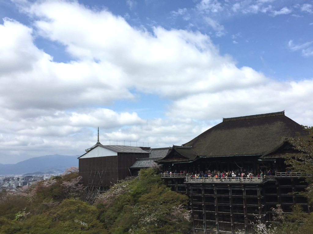 Kiyomizudera Tempel
