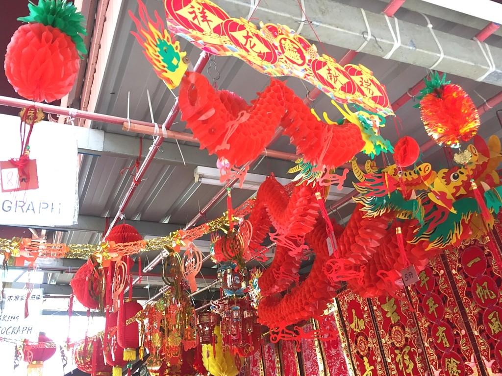 Walkingtour Chinatown