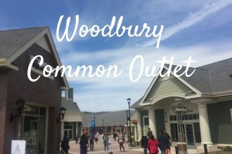NEW YORK I Follow me around: Woodbury Common Outlet