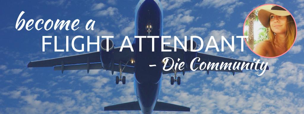 BECOME A FLIGHTATTENDANT