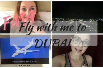Follow me to Dubai : Letzter Vlog 2016