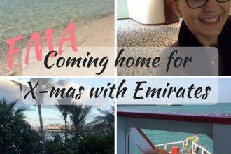 Heimflug mit Emirates + Hoteltour in Dubai